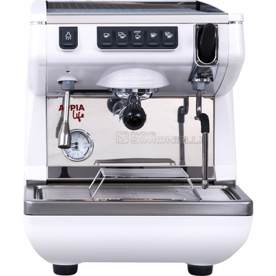 Кофемашина-автомат Nuova Simonelli Appia LIFE 1gr V 220V white+high groups