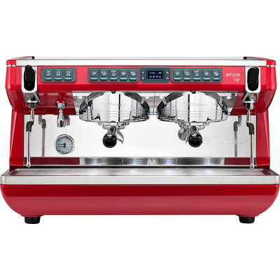 Кофемашина-автомат Nuova Simonelli Appia Life XT 2gr 220V red+high groups+easy cream